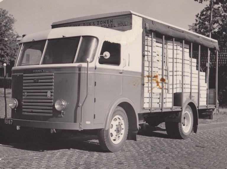 Dennis Pax truck