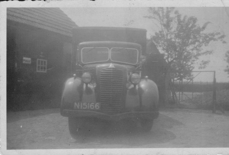 Diamond truck 1939