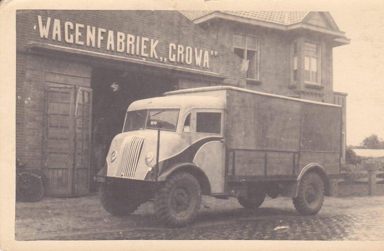 Ford ex-army 1946