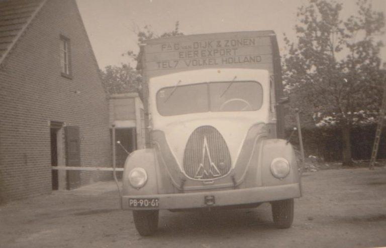 Magirus Deutz jaren 50
