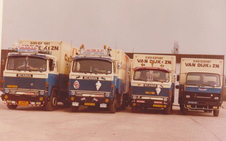 Scania 141 111 81 Magirus Deutz