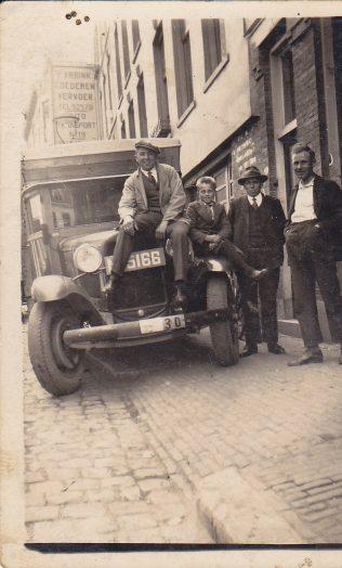 T-Ford 1933 van Dijk